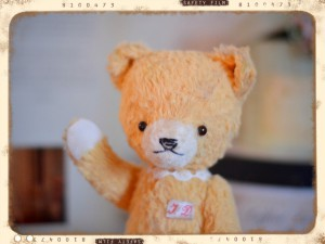 Мишки Тедди. Зарубежный автор. Выпуск № 72. Фото 1.