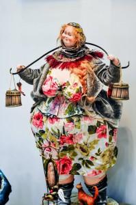 """Мишки Тедди. Выставка """"Салон кукол"""" - 2014. Фото 1."""