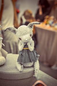 """Мишки Тедди. Выставка """"Салон кукол"""" - 2014. Фото 10."""