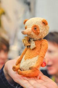 """Мишки Тедди. Выставка """"Салон кукол"""" - 2014. Фото 11."""