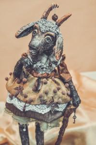 """Мишки Тедди. Выставка """"Салон кукол"""" - 2014. Фото 12."""
