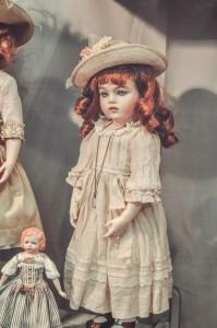 """Мишки Тедди. Выставка """"Салон кукол"""" - 2014. Фото 13."""