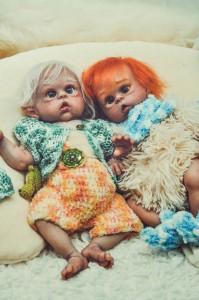 """Мишки Тедди. Выставка """"Салон кукол"""" - 2014. Фото 14."""