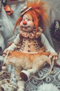 """Мишки Тедди. Выставка """"Салон кукол"""" - 2014. Фото 15."""