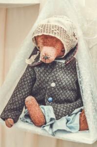 """Мишки Тедди. Выставка """"Салон кукол"""" - 2014. Фото 20."""