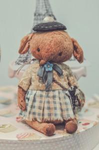 """Мишки Тедди. Выставка """"Салон кукол"""" - 2014. Фото 22."""