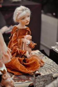 """Мишки Тедди. Выставка """"Салон кукол"""" - 2014. Фото 27."""