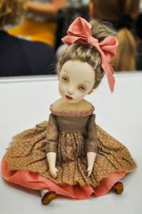 """Мишки Тедди. Выставка """"Салон кукол"""" - 2014. Фото 29."""