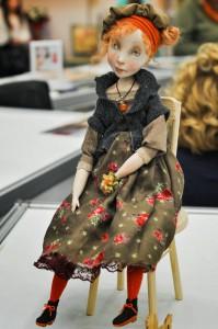 """Мишки Тедди. Выставка """"Салон кукол"""" - 2014. Фото 30."""