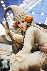 """Мишки Тедди. Выставка """"Салон кукол"""" - 2014. Фото 31."""