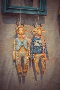 """Мишки Тедди. Выставка """"Салон кукол"""" - 2014. Фото 35."""