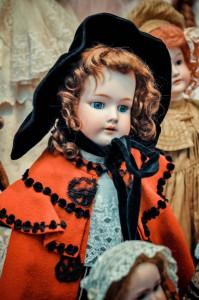 """Мишки Тедди. Выставка """"Салон кукол"""" - 2014. Фото 4."""