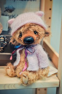 """Мишки Тедди. Выставка """"Салон кукол"""" - 2014. Фото 41."""