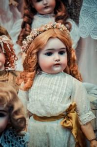 """Мишки Тедди. Выставка """"Салон кукол"""" - 2014. Фото 6."""