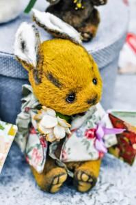 """Мишки Тедди. Выставка """"Салон кукол"""" - 2014. Фото 9."""