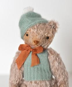 Мишки Тедди. Зарубежный автор. Выпуск № 74. Фото 11.