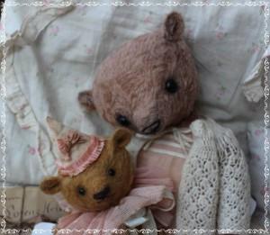 Мишки Тедди. Зарубежный автор. Выпуск № 75. Фото 15.
