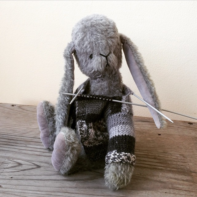 авторская игрушка, авторский заяц, мишки тедди, мишки, выкройка, Гузель Костына