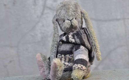 авторская игрушка заяц мишки тедди Гузель Костына тедди выкройка