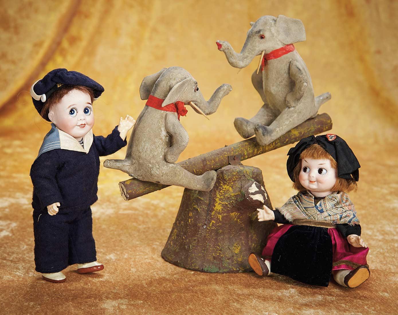 мишки тедди, vмишки Гузель Костына, авторские мишки, teddy, elephant, слон, OOAK, teddy,teddybears